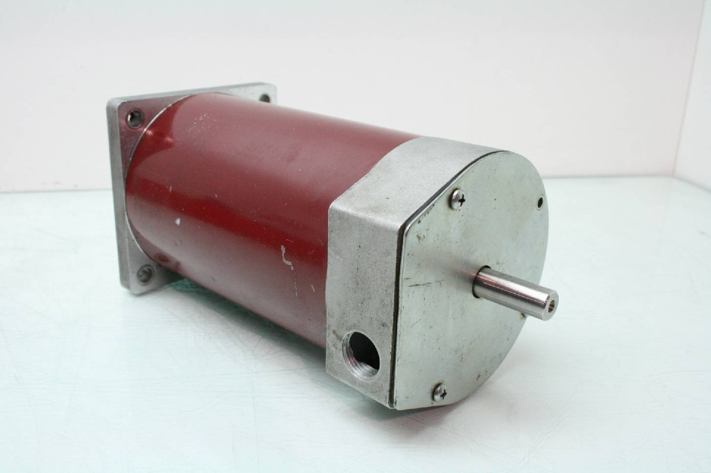 Pacific scientific e42hfla lsk ns 03 stepper motor 237w for Nema design b motor