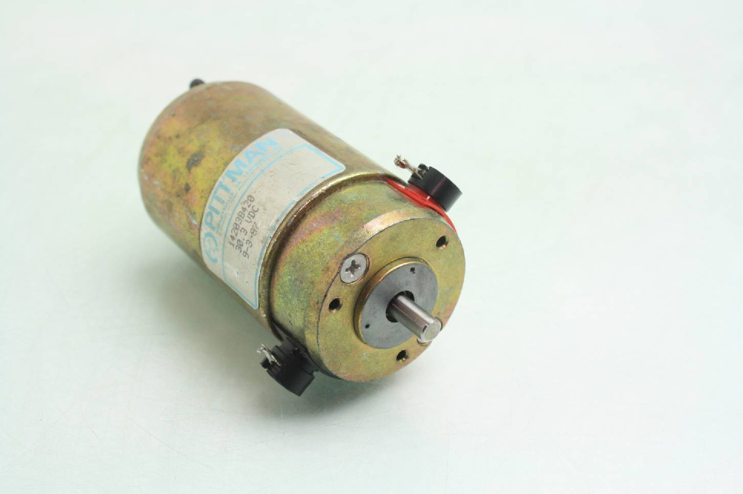 Pittman 14203b420 Brushed Dc Motor 46w 30 3v Bus Voltage