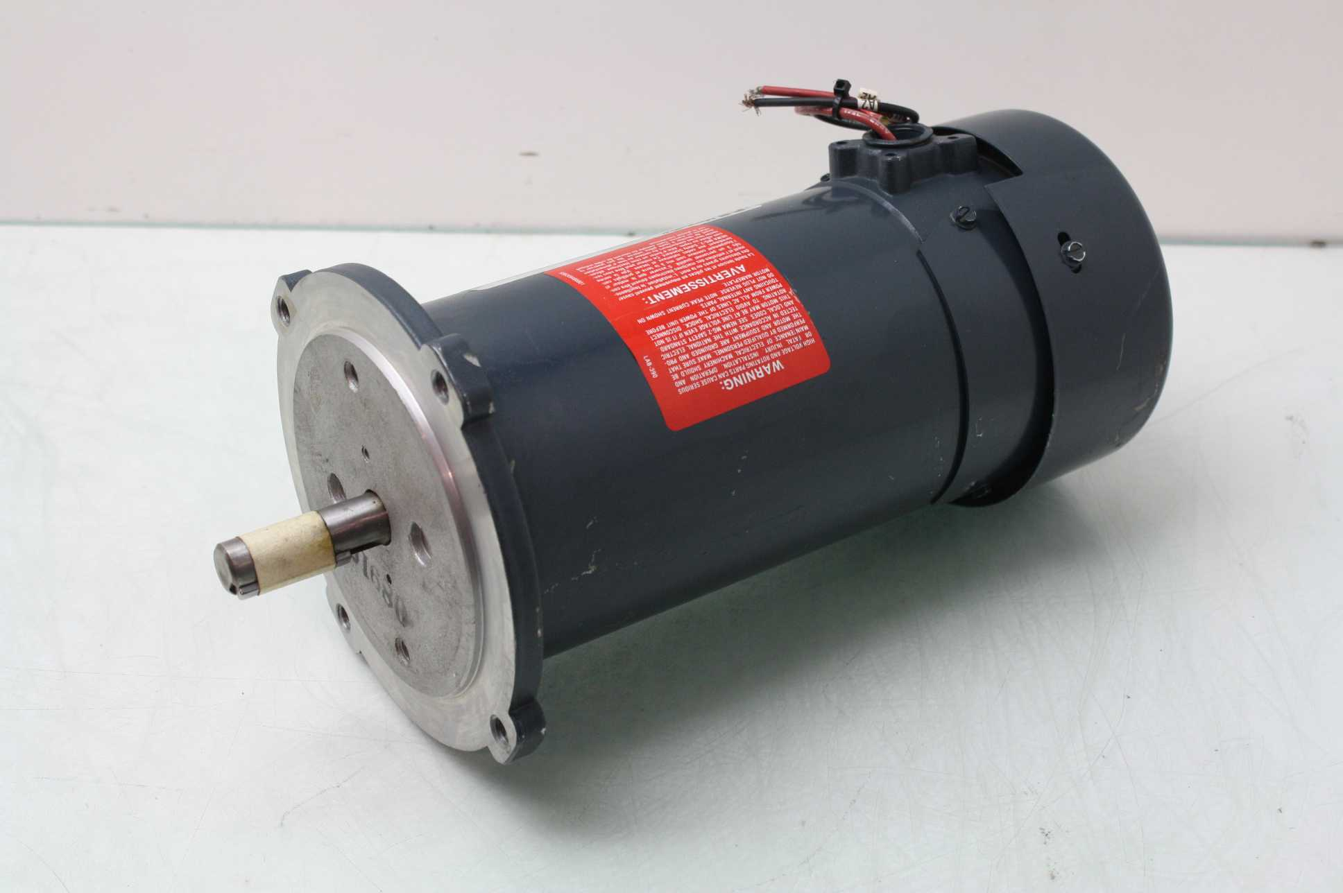 Magnetek 22200900 d052 1 2 hp dc motor nema 56c frame for 2 rpm electric motor